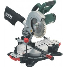 Дисковая пила Metabo KS 216 M Lasercut (0102160300)